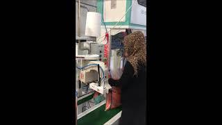 Elektronik Sistemli Paketleme Makinesi