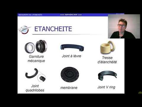 QCM 18.1 COURS TYPE D'ETANCHEITE