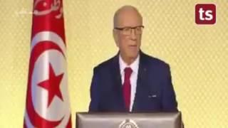 الرئيس التونسي ان الحق كان زهوقا تقلب ليه كلشي