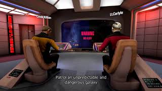 VideoImage1 Star Trek Bridge Crew: The Next Generation