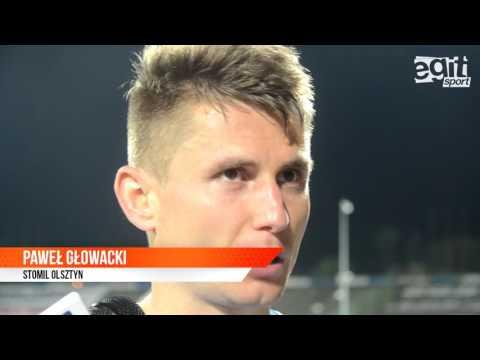 Komentarze po meczu Stomil Olsztyn - Arka Gdynia