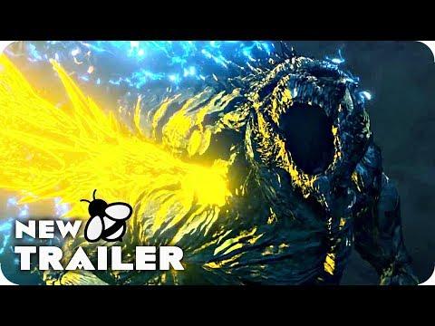 Godzilla: The Planet Eater Trailer (2018) Godzilla Anime Movie
