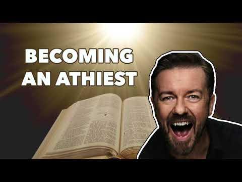 Ricky Gervais - Having A Dark Sense Of Humour