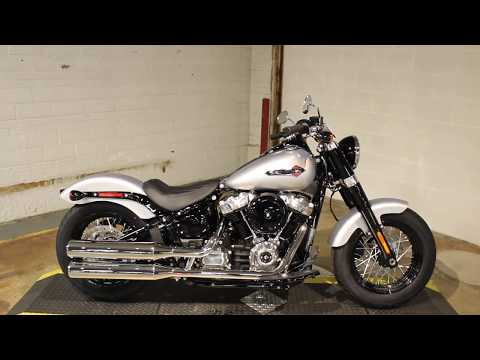2020 Harley-Davidson Softail Slim® in New London, Connecticut - Video 1