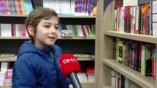 10 yaşındaki Atakan sosyal medyaya damga vurdu