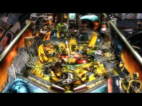 Marvel Pinball Tries To Control The Raging Spirit That Dwells In World War Hulk