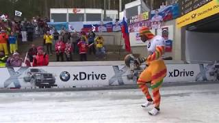 First West African in History to Slide Head First - Akwasi Frimpong's road to the Winter Olympics