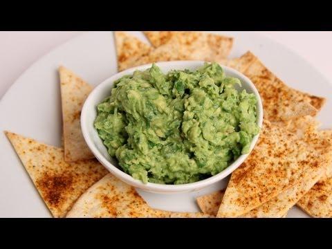 Homemade Guacamole Recipe – Laura Vitale – Laura in the Kitchen Episode 380