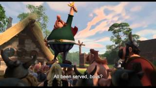 Asterix and the Land of the Gods (Asterix le domaine des dieux) - Trailer