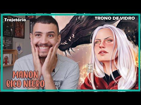 Quem é Manon Bico Negro? | Patrick Rocha (Trono de Vidro #10) 4x68