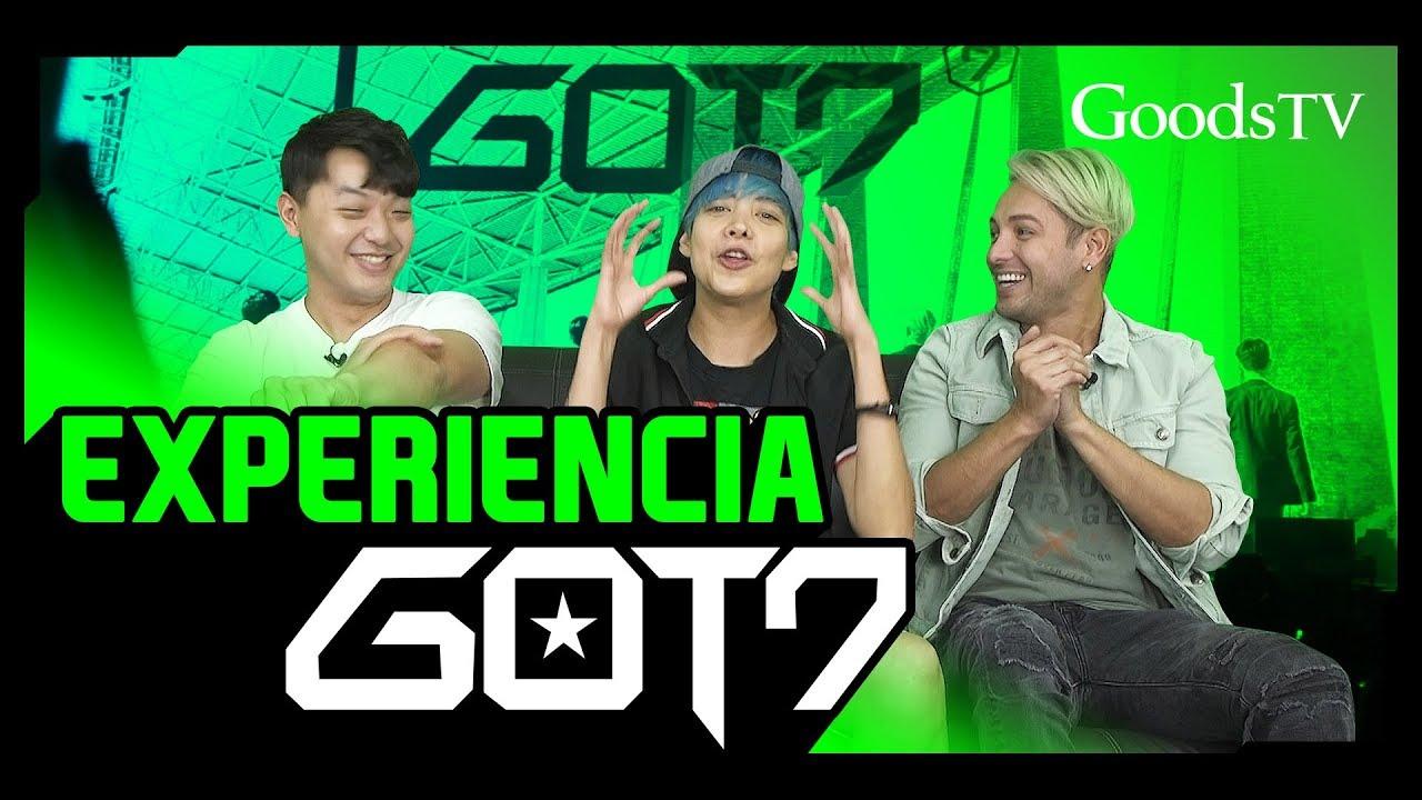 ¡Nuestra EXPERIENCIA en el CONCIERTO de GOT7 MÉXICO 2019!