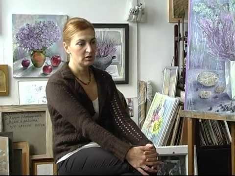 Оксана Ядчук-Мачинська Луцьк 2012 - YouTube