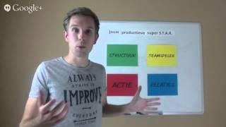 Welk Productiviteitstype Ben Jij?