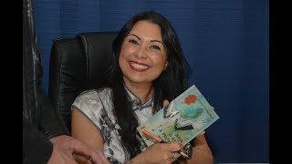 Escritora Internacional Susy Shikoda fecha parceria com Editora Anjo! Associação Paulista de Imprens