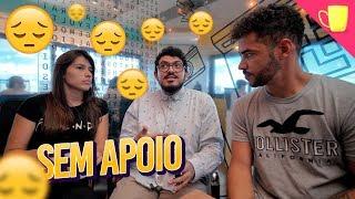 MINHA FAMÍLIA NÃO ME APOIA  - Café Com Bruno #02