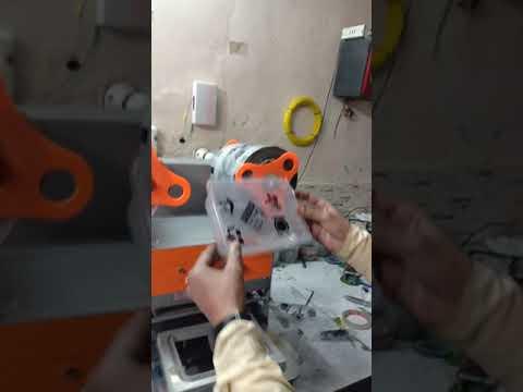Semi Automatic Food Tray Packing Machine