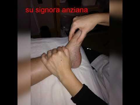 Le mani di gamba di vena fanno male