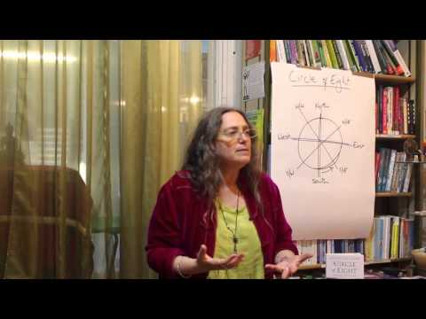 Jane Meredith on Circle Magic