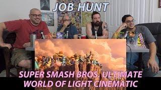 Reaction: Super Smash Bros. Ultimate World of Light Trailer