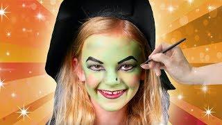 Witch Face Paint | We Love Face Paint