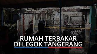 Kebakaran Hebat di Legok Tangerang, Satu Keluarga Meninggal Dunia, Tiga Motor Terbakar