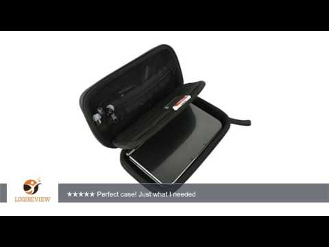 Khanka All-in-one Double Compartment Carry Travel Case Bag For Video Game Consoles NEW Nintendo 3DS