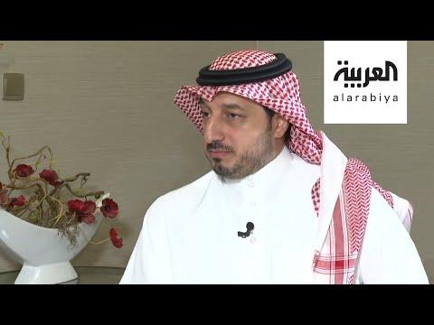 العرب اليوم - شاهد: رئيس الاتحاد السعودي يشبه السويكت برئيس برشلونة