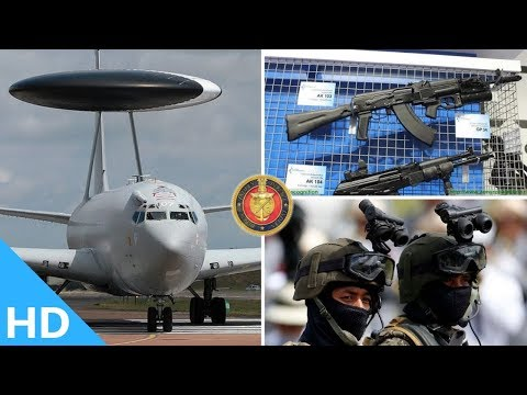 Indian Defence Updates : New 360°AWACS Ready,AI Night Vision For Army,AK-103 Deal,Modified Su-30