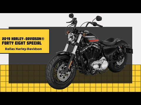 2019 HARLEY-DAVIDSON® Forty-Eight<sup>®</sup> Special XL 1200XS
