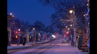Белый снег под поступью скрипит