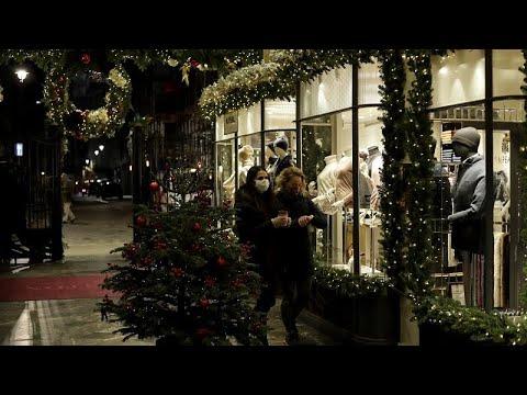 Διαφορετικά Χριστούγεννα σε όλη την Ευρώπη λόγω κορονοϊού…