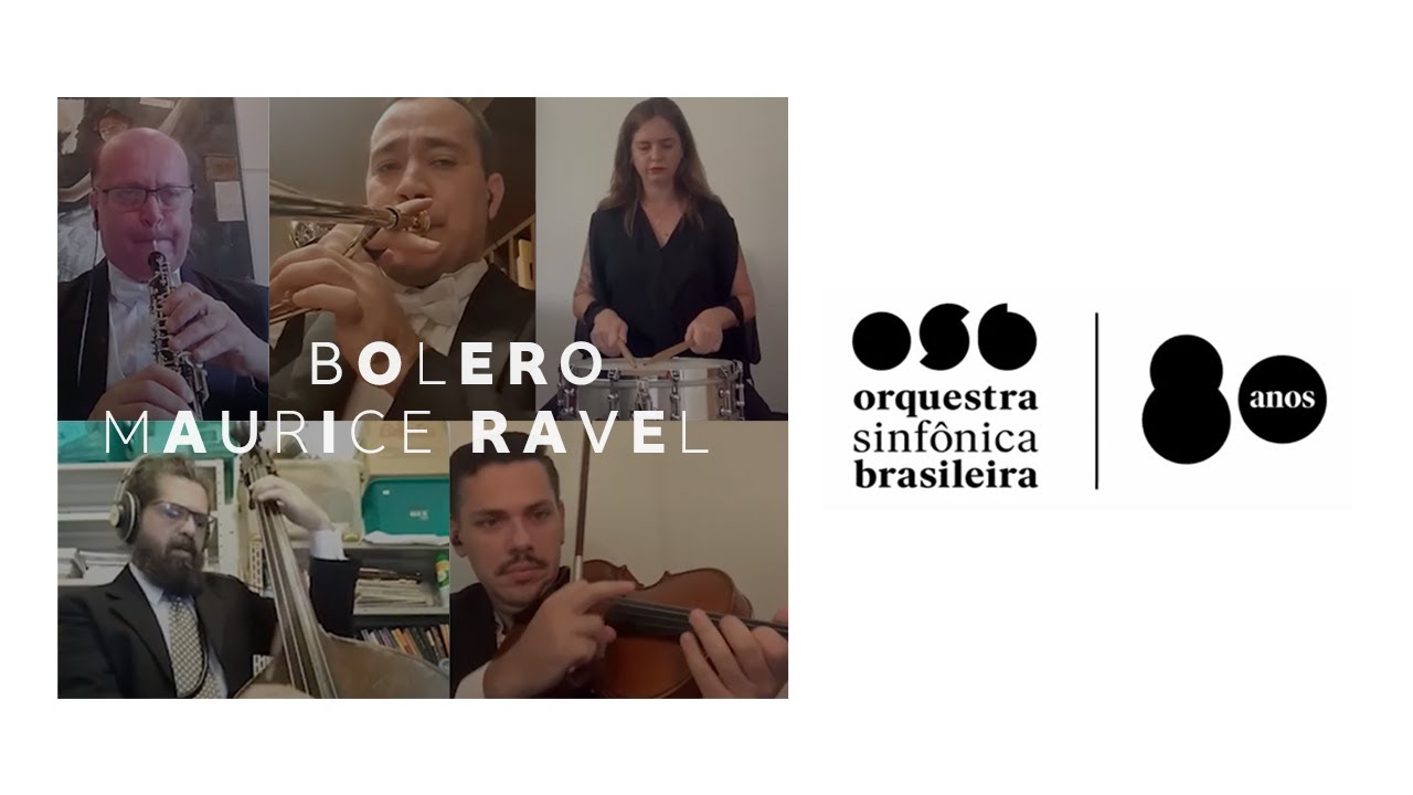 """Bolero"" - Maurice Ravel"