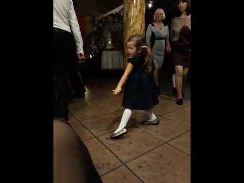 A little dance star