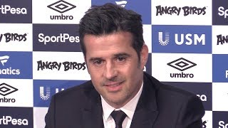 Marco Silva First Full Press Conference As He's Unveiled As Everton Manager