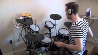 Divinyls - I Touch Myself Drum Cover