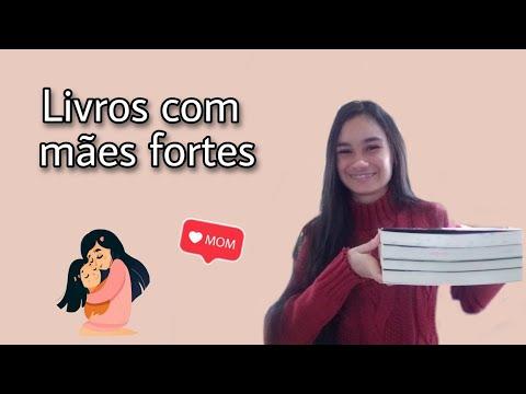 LIVROS COM MÃES FORTES �� || Amid Books 📚��