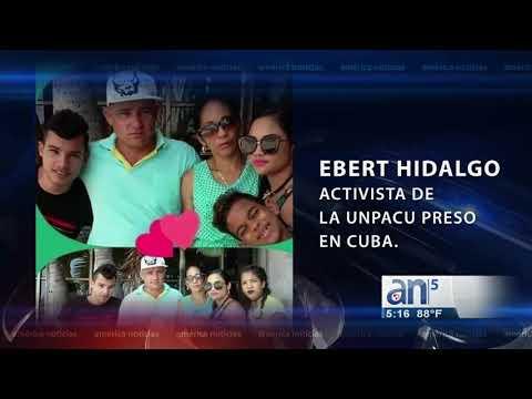 Dictan prisión preventiva contra el líder activista José Daniel Ferrer - América TeVé