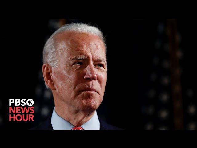 WATCH: Joe Biden speaks on George Floyd death and Minneapolis protests