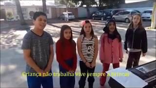 PRÊMIO MPT 2017 - E. M. ANGELINA L. DE MACEDO - SJP/PR - MÚSICA