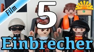 5 ARTEN Von Einbrechern Playmobil Film Deutsch Diebe Gangster Und Ganoven