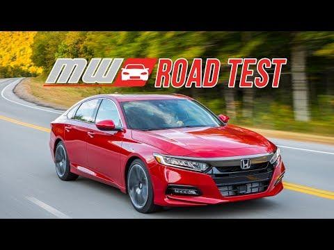 Honda  Accord Седан класса E - тест-драйв 1