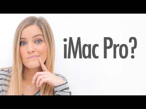 Which iMac Pro did I get?
