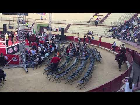 Feria Internacional del Caballo Texcoco 2019 - jaripeo, lucha libre, Sonora Dinamita y Bronco