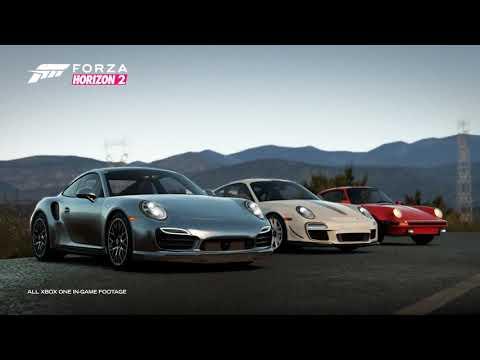 Forza Horizon 2 dostane zítra velké Porsche rozšíření