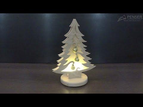 Weihnachtsbaum zum Nachbauen
