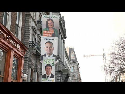 Ιρλανδία: Αντίστροφη μέτρηση για τις εκλογές