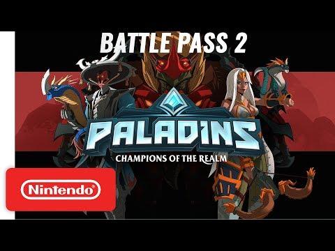 Paladins | Battle Pass 2 Trailer – Nintendo Switch