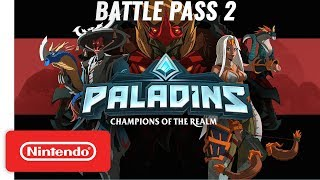 Paladins | Battle Pass 2 Trailer - Nintendo Switch - Video Youtube