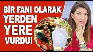 Bircan Bali, Recep İvedik 6'yı yerden yere vurdu! / Magazin Turu