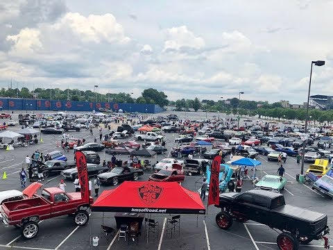 My First Car Show !! Whips By Wade Presents : Certified Summer Car Show